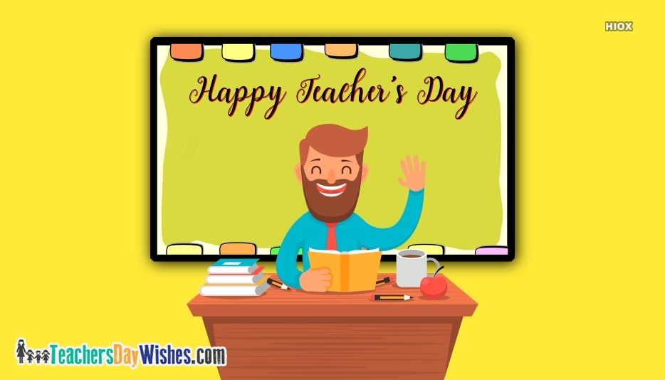 Happy Teachers Day Professor Images