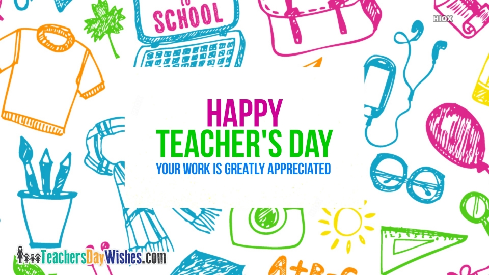 Teachers Day Wishes for Teachers Day 2020