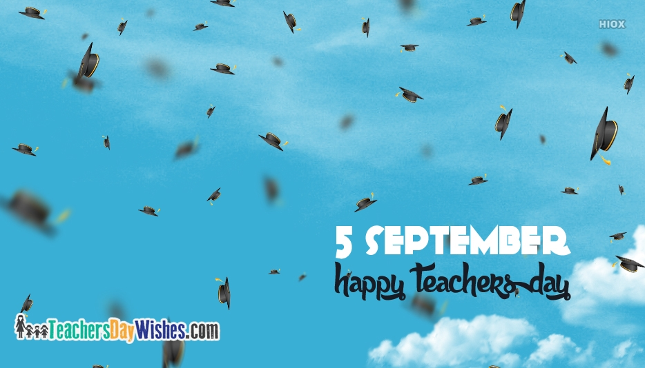 Happy Teachers Day Unique Images