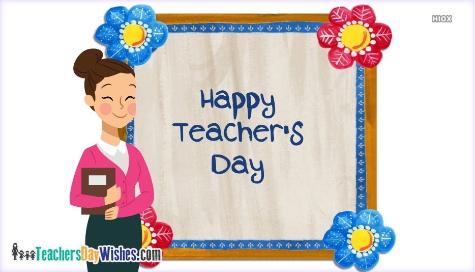 Teachers Day Blackboard Images