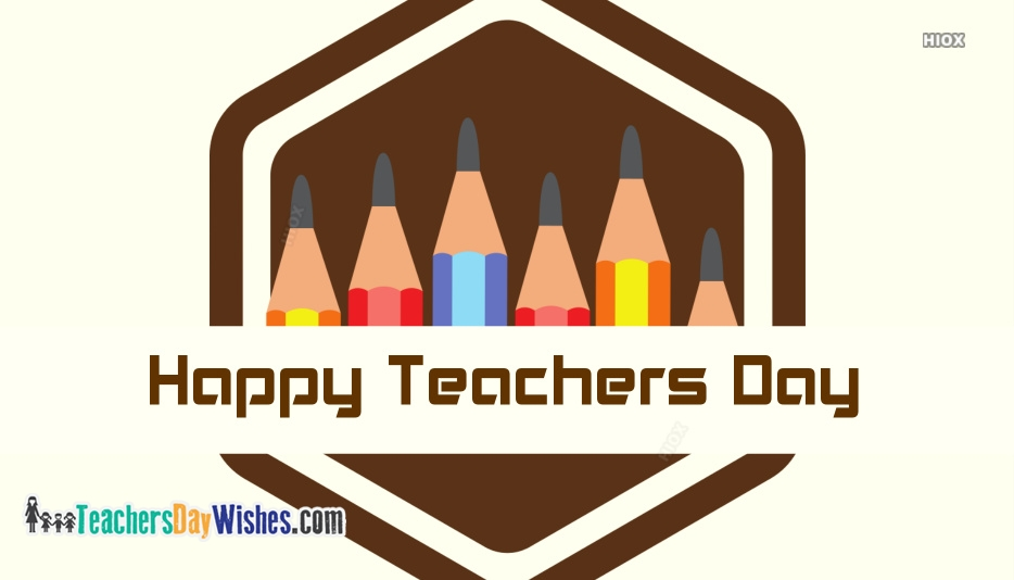 Happy Teachers Day Blessed