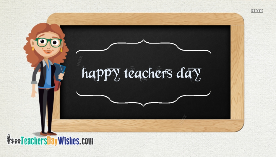 Teachers Day Wishes for Dp