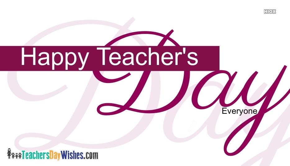 Happy Teachers Day Whatsapp Images