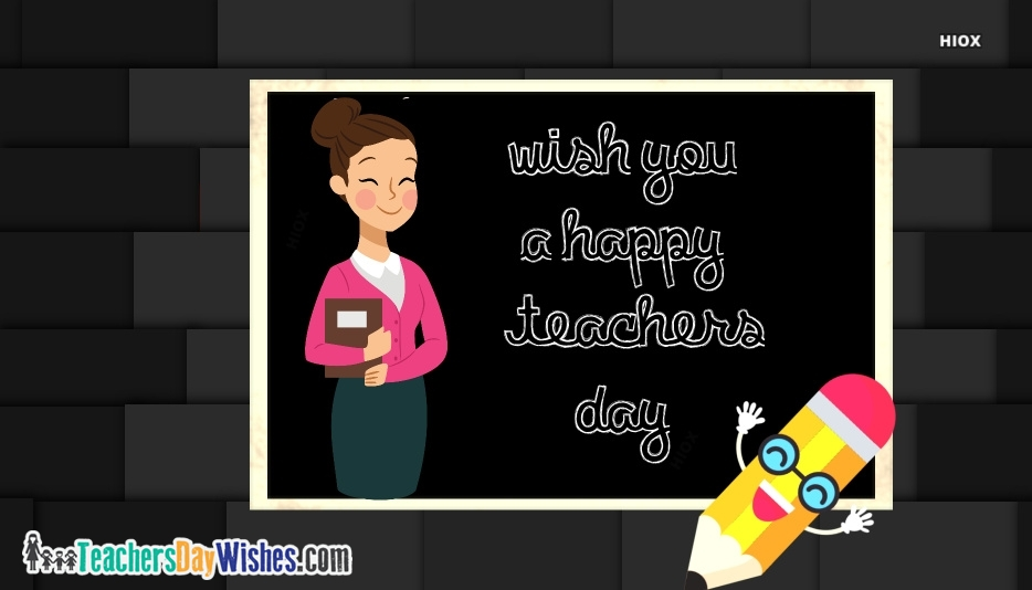 Teachers Day Wishes for Greetings
