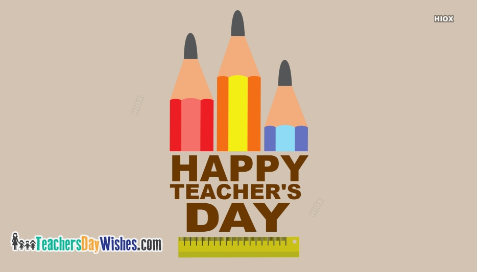 Happy Teachers Day Hd
