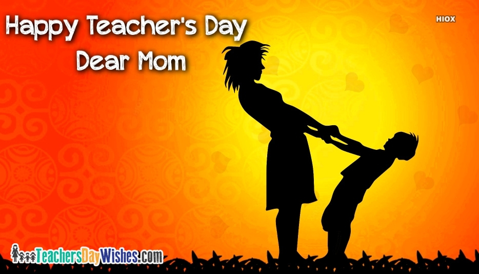 Happy Teachers Day Mother Images