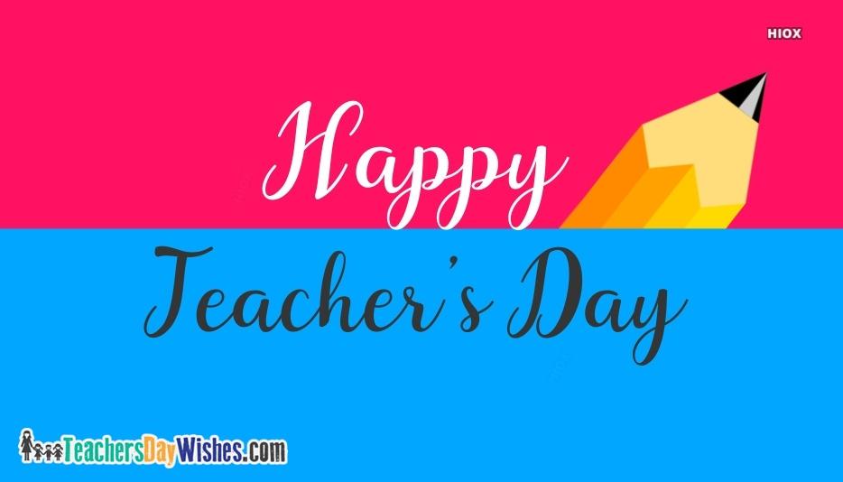 Happy Teachers Day Ecards Images