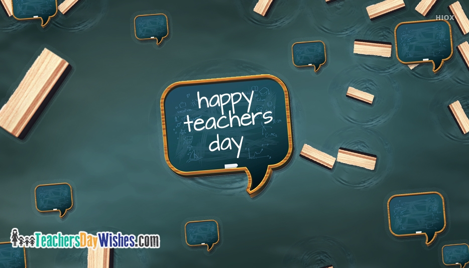 Teachers Day Wishes for SMS