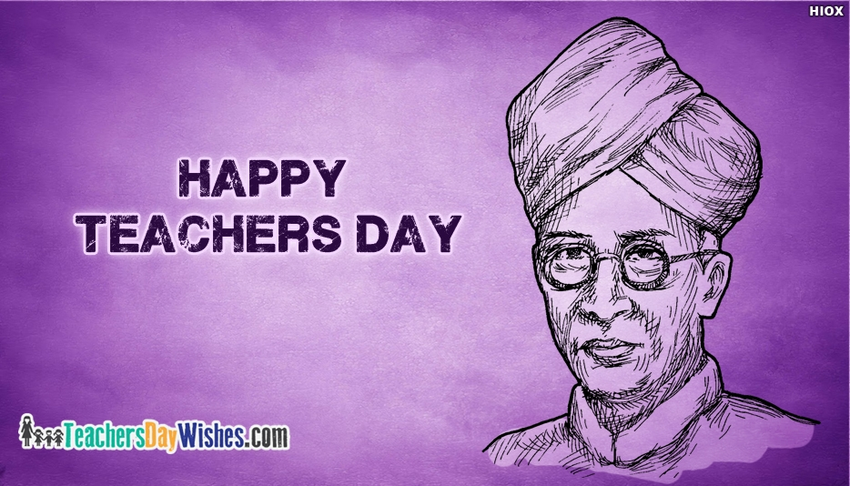 Happy Teachers Day Radhakrishnan - Happy Teachers Day Wishes for Dp