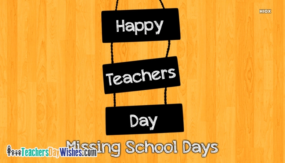 Teachers Day Wishes for Text Messages