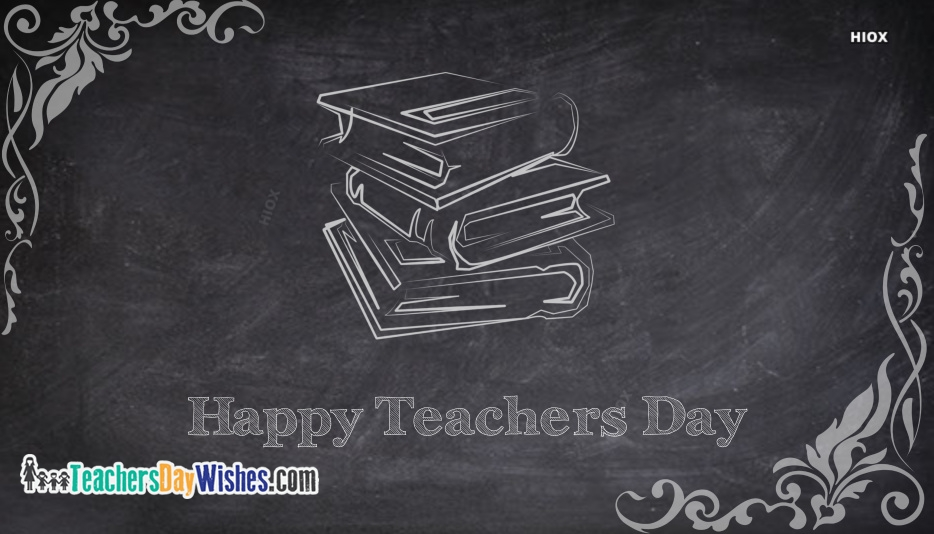 Happy Teachers Day To Husband