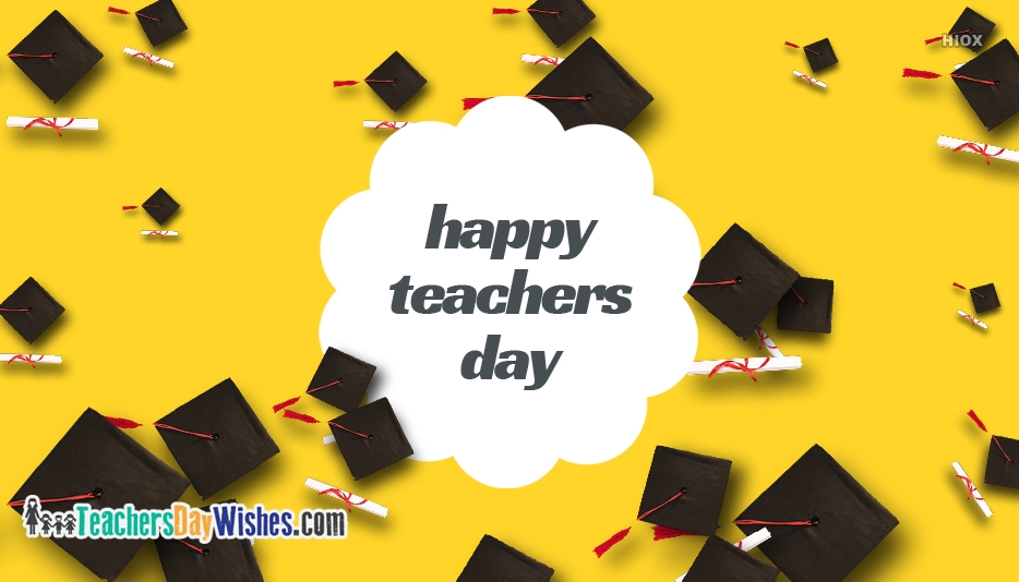 Happy Teachers Day To Lecturer Images