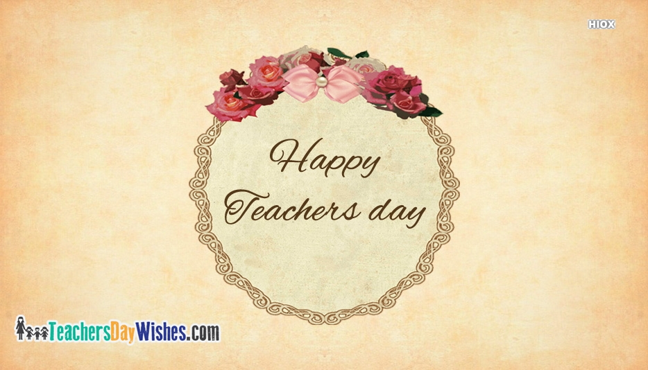 Teachers Day Wishes for Whatsapp