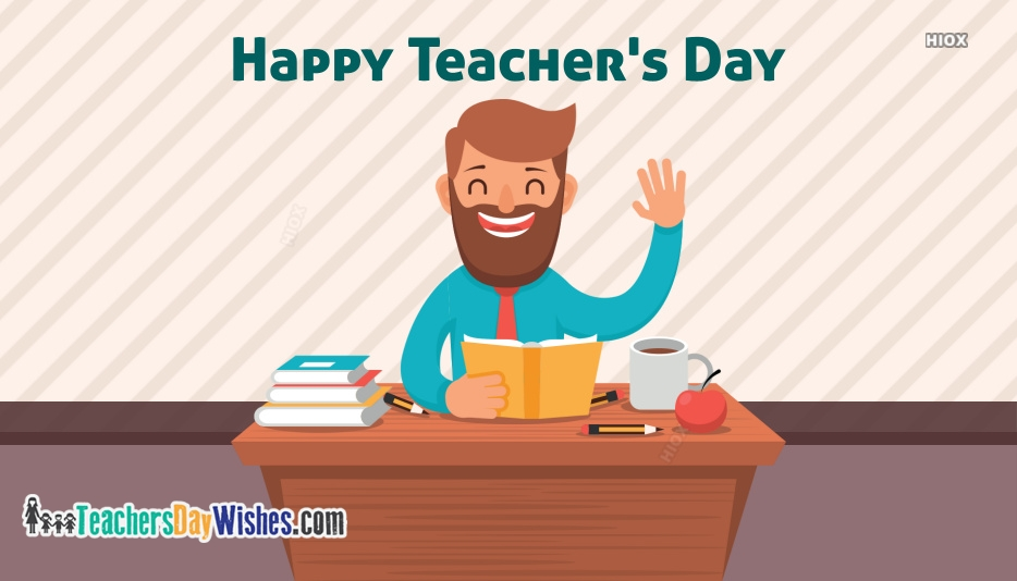 Happy Teachers Day Wonderful