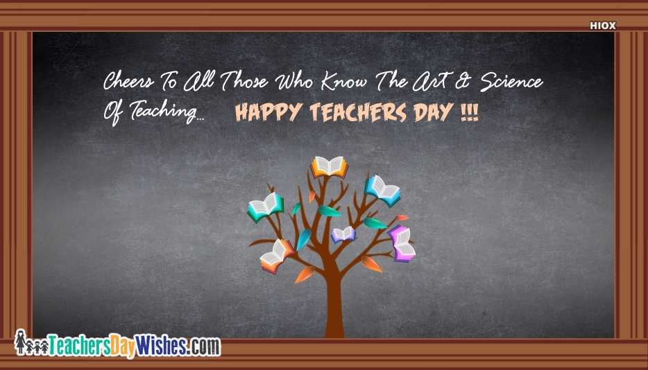 Quotes On Happy Teachers Day