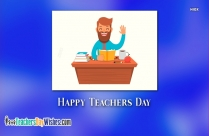 Happy Teachers Day French