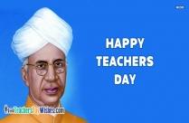 Happy Teachers Radhakrishnan Image