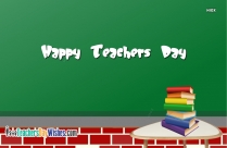 Happy A Teacher Day