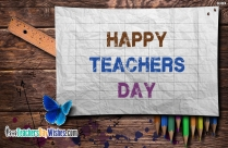 Happy Teachers Day Greetings