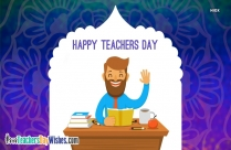 Happy Teachers Day Wishes For Friends