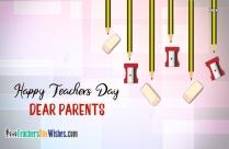 Happy Teachers Day Sport Teacher