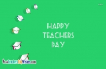 Happy Teachers Day Professor
