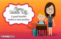 Happy Teachers Day Gift Card
