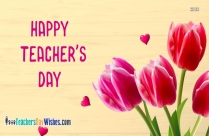 Happy Teachers Day Happy