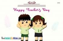 Happy Teachers Day Wishes For Dance Teacher